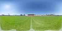 Virtuální Prohlídka Rekonstrukce Stadionu – Fotbalové Hřiště PO