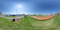 Virtuální Prohlídka Rekonstrukce Stadionu – Jižní Část Areálu PO