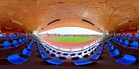 Virtuální Prohlídka Rekonstrukce Stadionu – Tribuna PO
