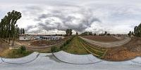 Virtuální Prohlídka Rekonstrukce Stadionu – Jižní Část Areálu PŘED