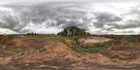 Virtuální Prohlídka Rekonstrukce Stadionu – Tréninkový Areál PŘED